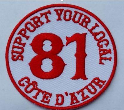 Support 81 Côte d'Azur