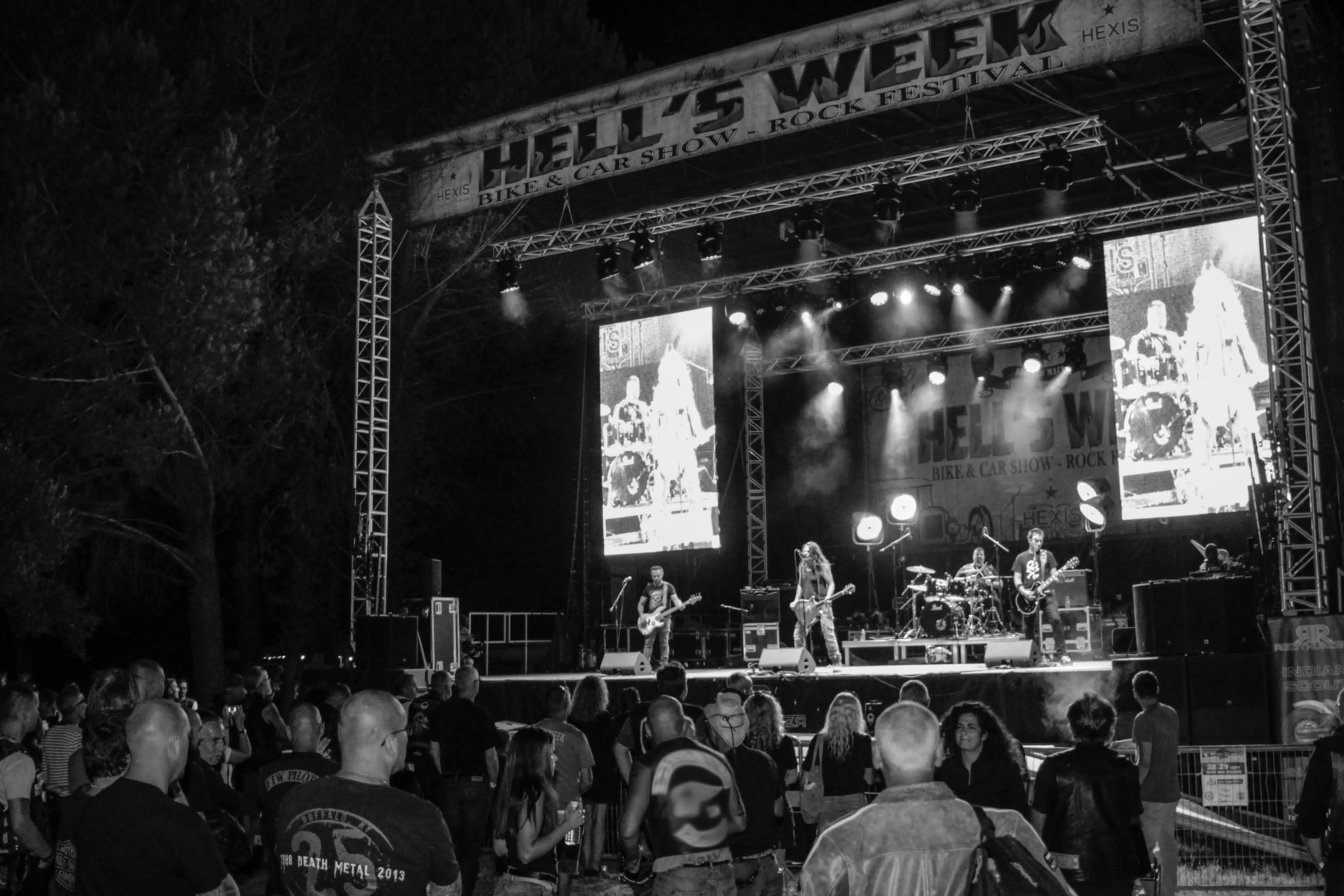HELL\'S WEEK 2019 part 1