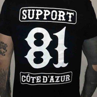 LHR Support 81 Côte d'Azur