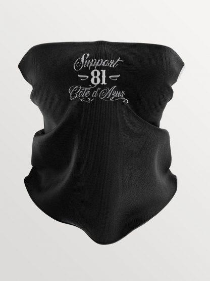 cache-cou Support 81 noir